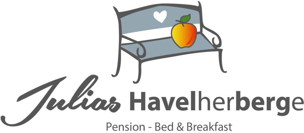 Julias Havelherberge Logo mit Beschreibung
